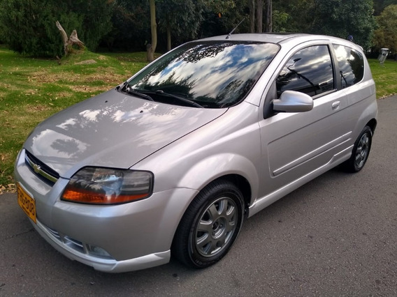 Chevrolet Aveo Gti Limited Edition Coupe Techo A.a.full E.