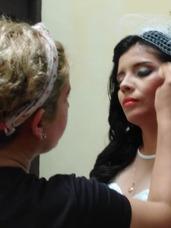 Maquillaje Y Peinado Para Novias Y Quinceañeras A Domicilio