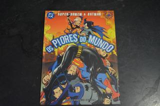 Super Homem E Batman Os Piores Do Mundo Hq Graphic Novel