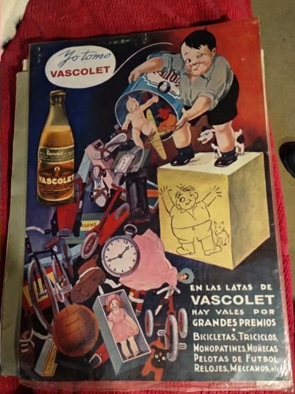 Publicidad De Vascolet