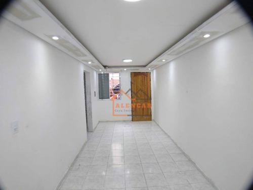 Apartamento À Venda, 56 M² Por R$ 180.000,00 - Conjunto Residencial José Bonifácio - São Paulo/sp - Ap0416