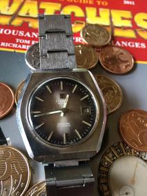 Relógio Tissot Seastar Impecavel Peça De Colecionador