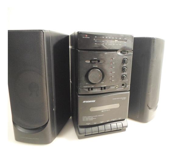 Som Antigo Semivox Radio Am/fm/k7 (funcionando Ler Anuncio)