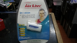 Bluetooth 1,2 Air Live Stereo Audio Transmiter
