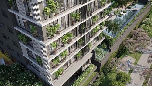 Imagem 1 de 22 de Apartamento À Venda, Serrinha, Goiânia, Go - Go - Ap0058_insp