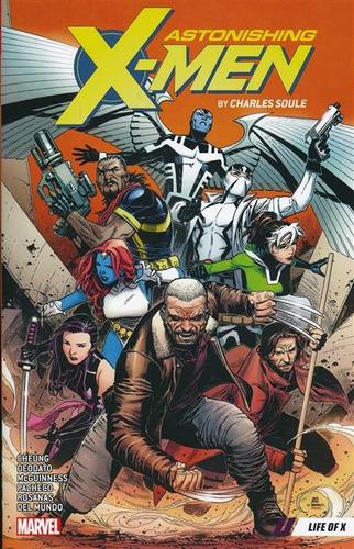 Astonishing X-men By Charles Soule Tp Vol Life 1 + 2
