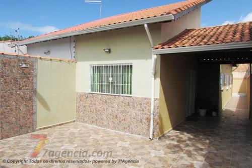 Ch86 Casa Lado Praia 2 Quartos Sendo 1 Suite 180m² Terreno