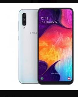 Se Vende Nuevo Samsung Galaxy A30 +funda +protector