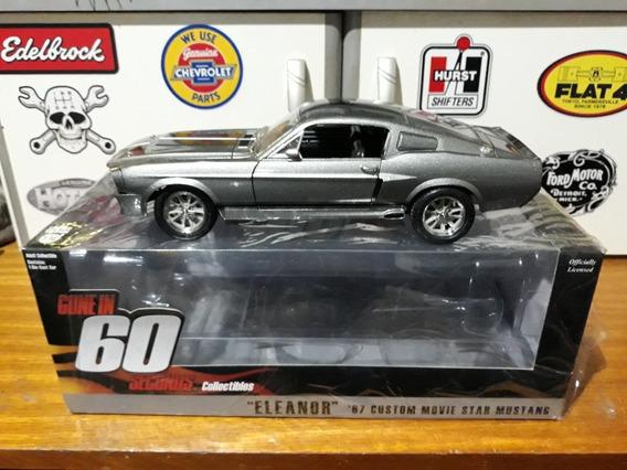 Mustang 60 Segundos 1/18 Greenlight