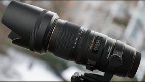 Lente Sigma 70-200mm 1:2.8 Apo Ex Dg Hsm ( Canon )