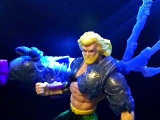 Aquaman Total Justice - Kenner - Sheldortoys