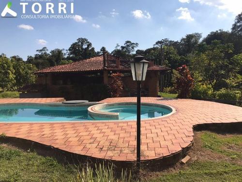 Imagem 1 de 30 de Sítio À Venda Em Salto De Pirapora - St00163 - 69565853