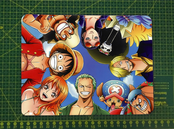 Mouse Pad One Piece Grupo