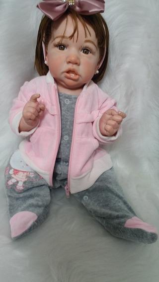 Bebê Reborn Saskia Com Desconto