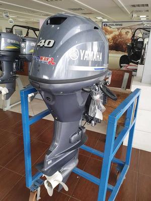 Motor Popa Yamaha 40hp 4 Tempos 0km Trim