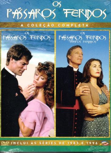 Imagem 1 de 3 de Dvd Passaros Feridos Colecao Completa Classicline Bonellihq