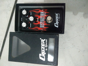 Pedal Distortion Cruzer