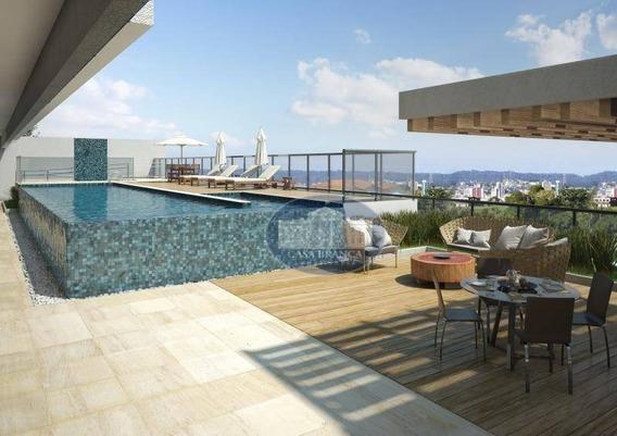 Apartamento Residencial À Venda, Jardim Nova Yorque, Araçatuba. - Ap0471