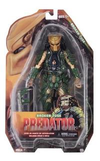 Neca Predator Broken Tusk Predator Serie 18