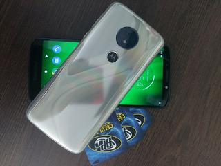Celular Moto G6 Play, Semi Novo Sem Marcas De Uso.