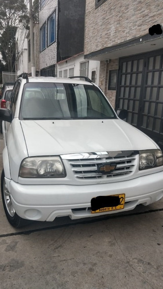 Excelente Chevrolet Grand Vitara Blanca