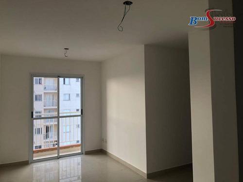 Apartamento Com 3 Dormitórios À Venda, 65 M² Por R$ 360.000,00 - Penha (zona Leste) - São Paulo/sp - Ap1741
