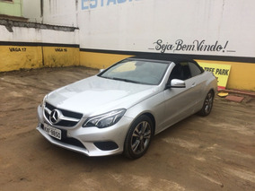 Mercedes Benz Classe E 2.0 Turbo 2p Conversível