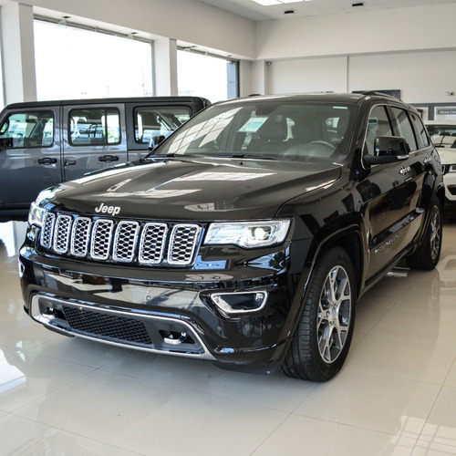 Jeep Grand Cherokee Overland 3.6l At8 4x4 My20