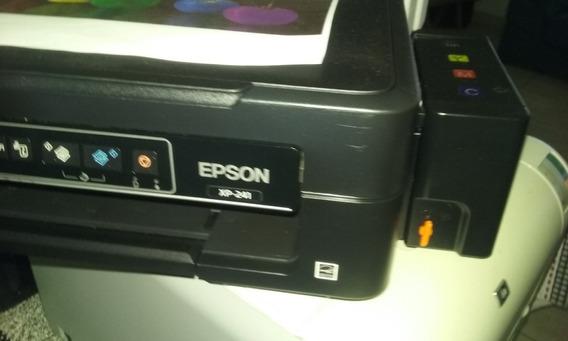 Impressora Epson Expression Xp 41 P\ Sublimação Com T.cheio