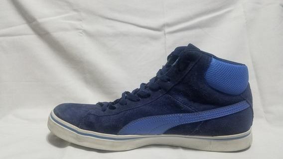 Zapatillas Puma 1948 Mid Azules (talle 10.5 Us/28.5 Cm)