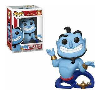 Funko Pop Genio Y Lampara 476 Aladin Disney Baloo Toys