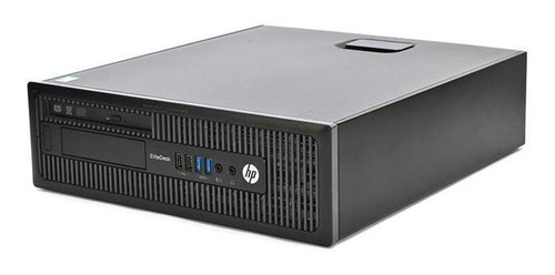 Cpu Corporativa Hp Elitedesk 800 G1 Intel I5 8gb Hd500gb W10