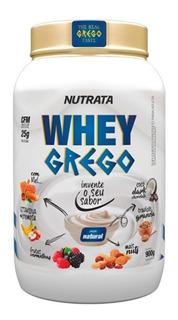Whey Grego 900g - Nutrata Promocao
