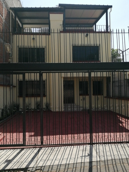 Hermosa Casa En Coyoacán Recien Remodelada
