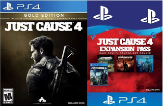 Just Cause 4 - Complete Edition ~ Ps4 Digital Español