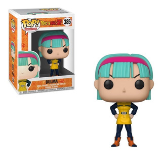 Funko Pop Bulma Dragon Ball Z 385 Original