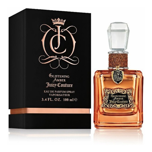 Perfume Juicy Couture Blistining Amber - mL a $2129