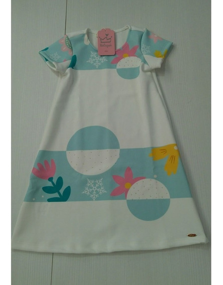 Vestido Infantil Málagah