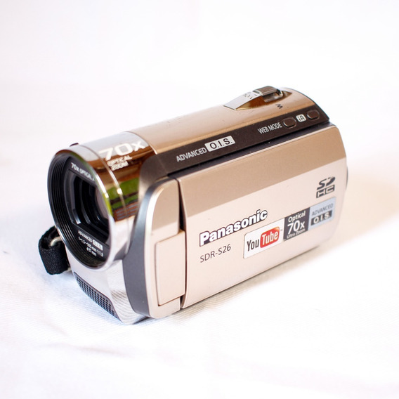 Filmadora Panasonic Sdr-s26