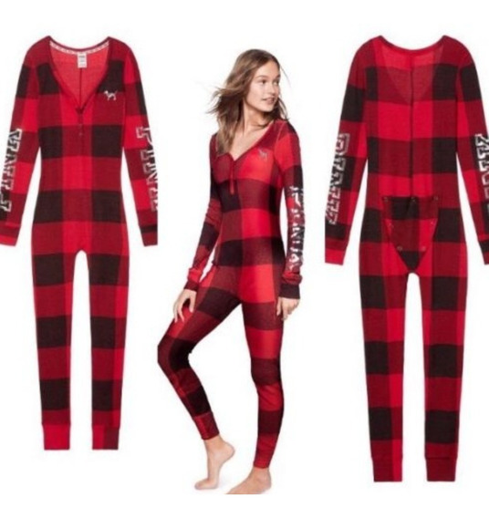 clientes primero estilos frescos tan baratas Pijama Mameluco Mujer Con Abertura Trasera - Ropa para ...