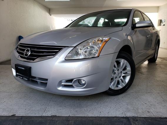 Nissan Altima 2.5 Sl At Piel Cvt 2012