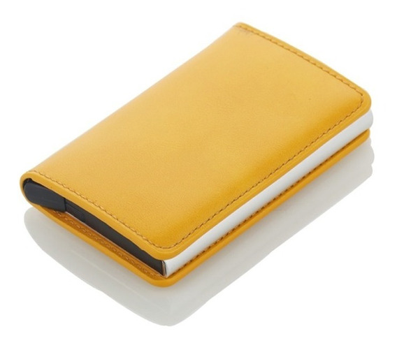 Carteira Minimalista Rfid Porta Cartões / Notas #+brinde#