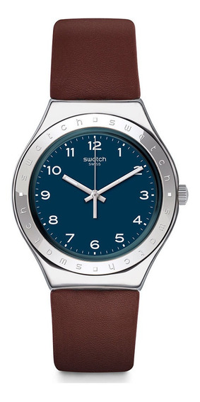 Relógio Swatch Masculino Tannage Ygs139