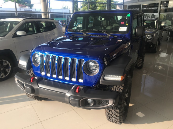 Jeep Wrangler Rubicon My 2020 0 Km Nuevo! At8 Full