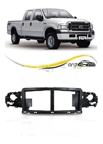 Painel Frontal Ford F250 F350 F4000 2007 A 2011