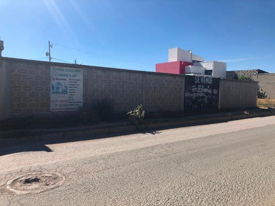 Vendo Terreno En Matilde Pachuca Hidalgo Superficie 450 M2