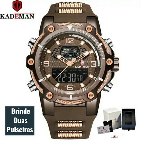 Relógio Kademan