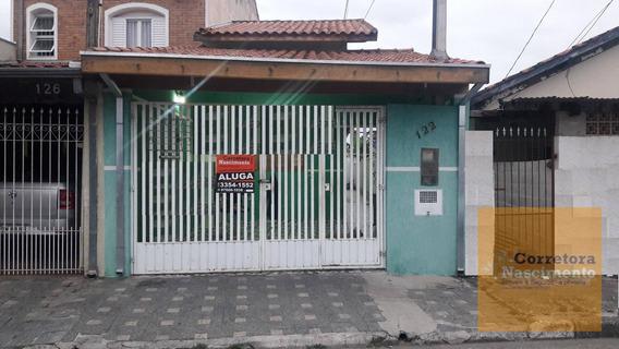 Casa Com 2 Dormitórios Para Alugar, 66 M² Por R$ 1.150,00/mês - Jardim Santa Maria - Jacareí/sp - Ca1519
