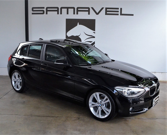 Bmw 118i 1.6 Full 16v Turbo Gasolina 4p Automático