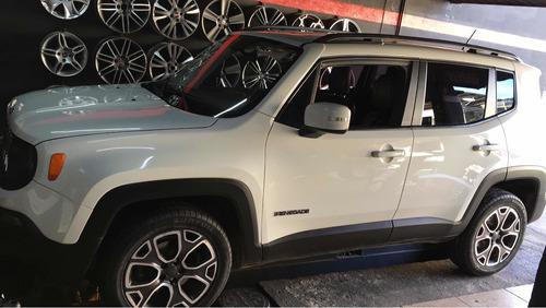 Jeep Renegade 2016 2.0 Longitude 4x4 Aut. 5p